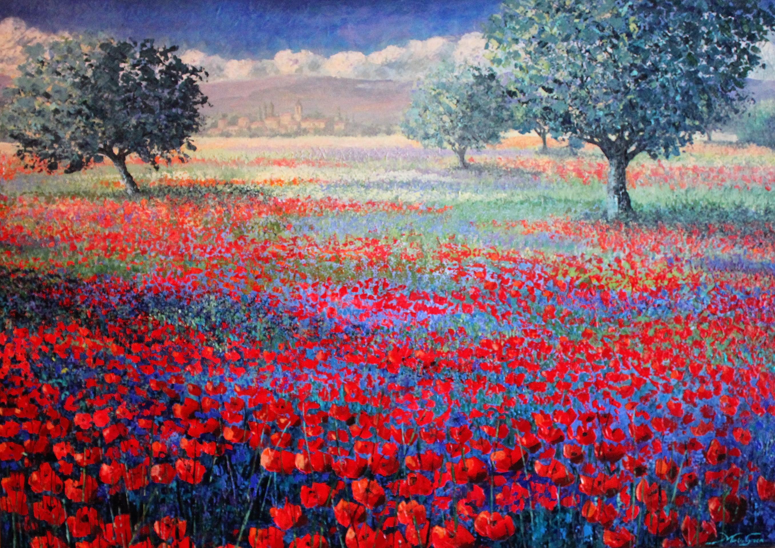 Voorjaar in de Provence