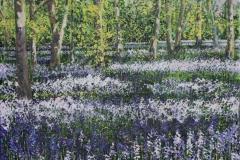 Hyacinthenbos bij Ockenburg
